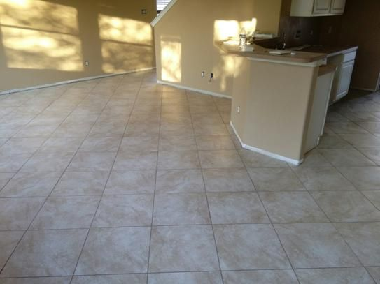 Trafficmaster Portland Stone Beige 18 In X Glazed Ceramic Floor And Wall Tile 17 44 Sq Ft Case Pt011818hd1pv At The Home Depot Mobile