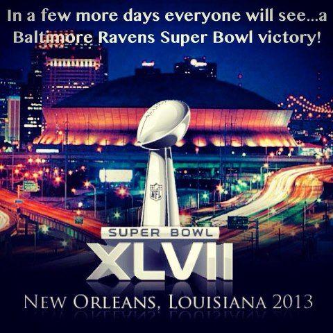 Super Bowl XLVII New Orleans 2013