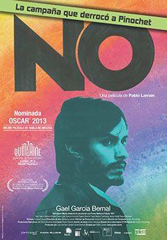 No [Recurso electrónico] / una película de Pablo Larraín