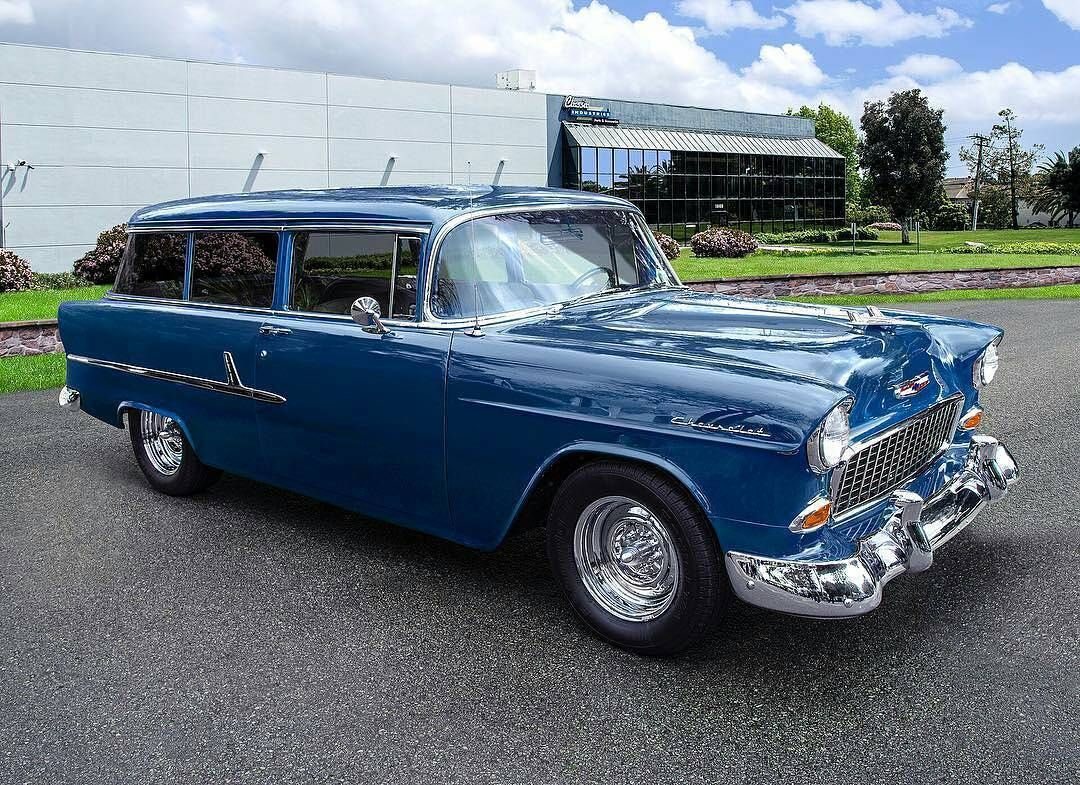 Chevy Nomad From 6thgearphotography Shared By Ninjamountainman Chevy Chevrolet Nomad Trifivechevy Pin Twitte Classic Cars 55 Chevy Classic Truck