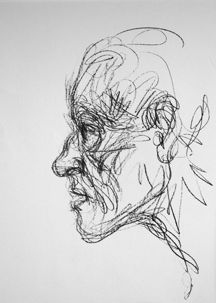 Alberto Giacometti Swiss 1901 1966 Paris Sans Fin Paris Forever Alberto Giacometti Portrait Art Art Drawings