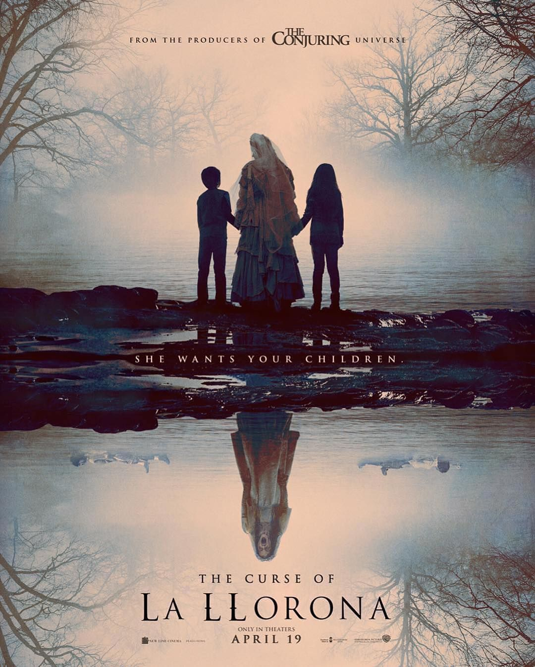 Lallorona Is Coming For Your Children The First Trailer For Thecurseoflallorona Arrives Tomorrow Filme Beliebte Filme Filme Sehen