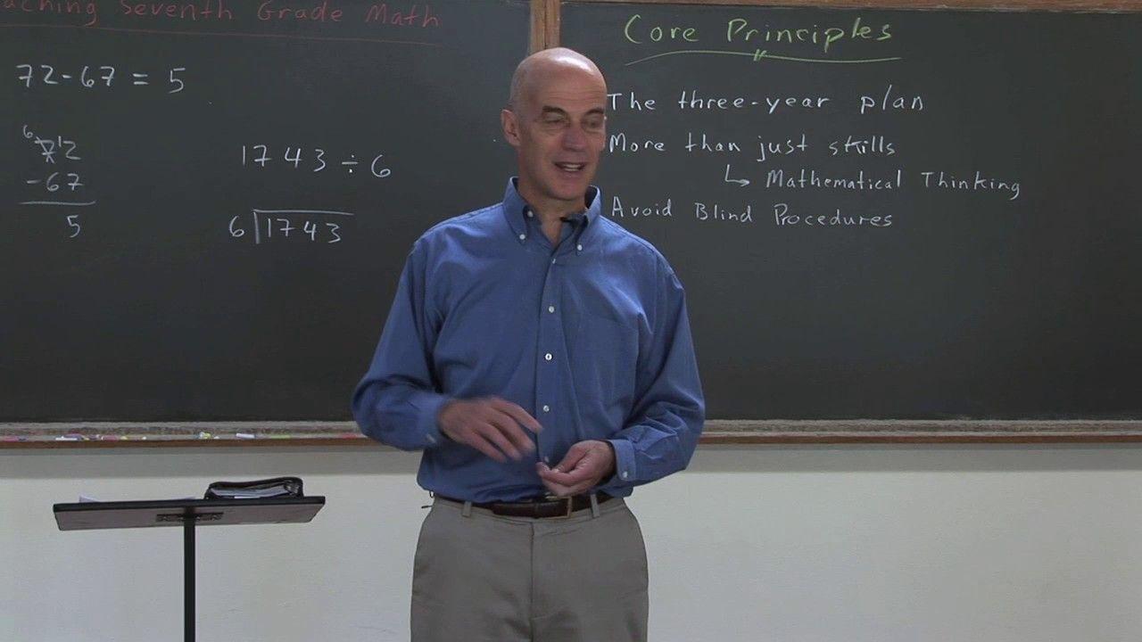 Jamie York's Core Principles for Teaching Waldorf Math - ONLINE workshop