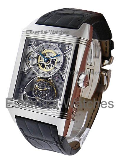Reverso Gyrotourbillon 2 by Jaeger Le Coultre ..  $261,600