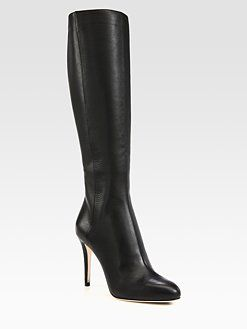 cc3ffea7c3f2 Jimmy Choo - Glory Leather Knee-High Boots