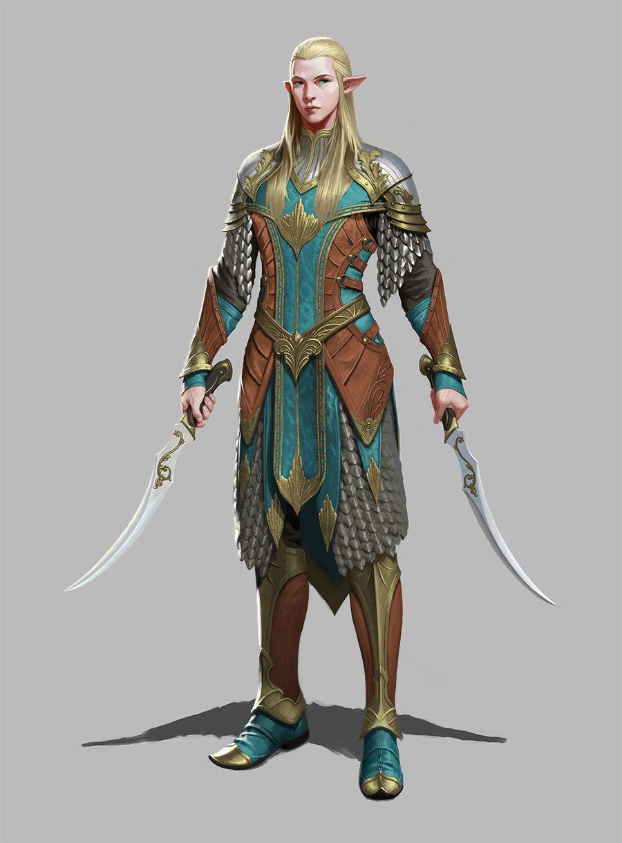 Capas Grises   elfo   Pinterest   Elfo, Armaduras y Diseño de personajes
