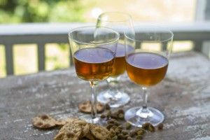 Wine cocktails add a hip, fun touch to late summer