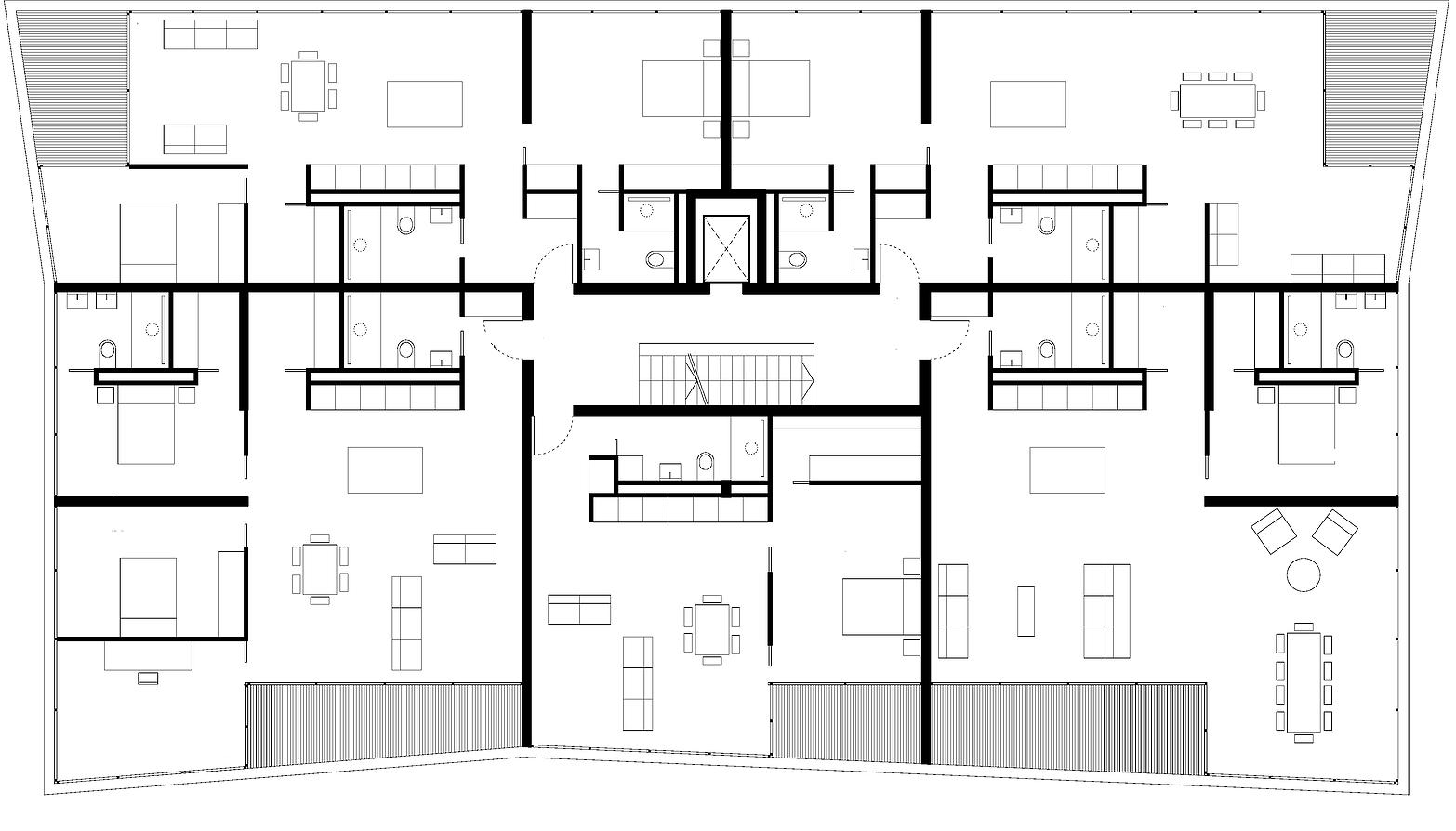 Jbmn Architectes Architecture Architecture Plan Architecture