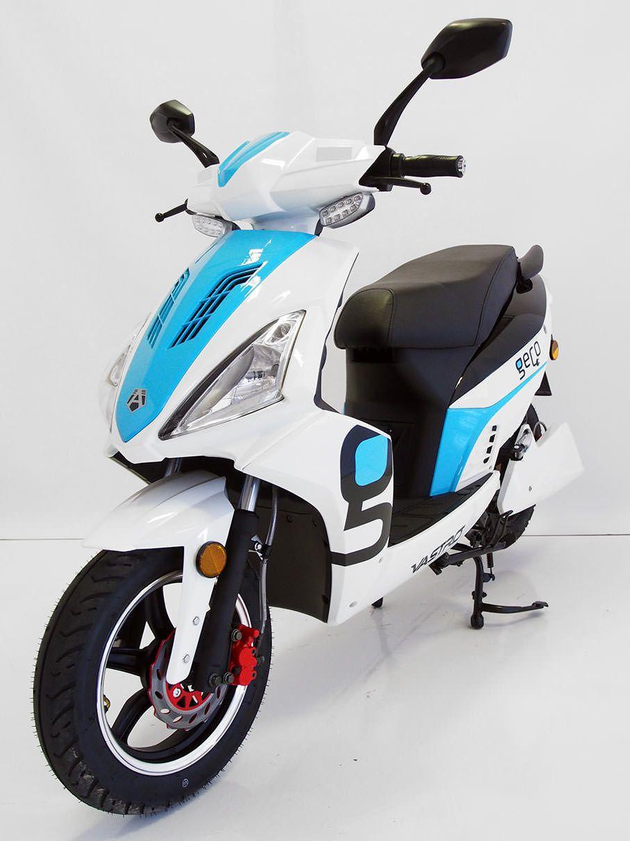 scooter lectrique vastro pr sente son geco scooters lectriques electric scooters. Black Bedroom Furniture Sets. Home Design Ideas