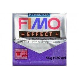 FIMO EFFECT METALLIZZATO LILLA N.602
