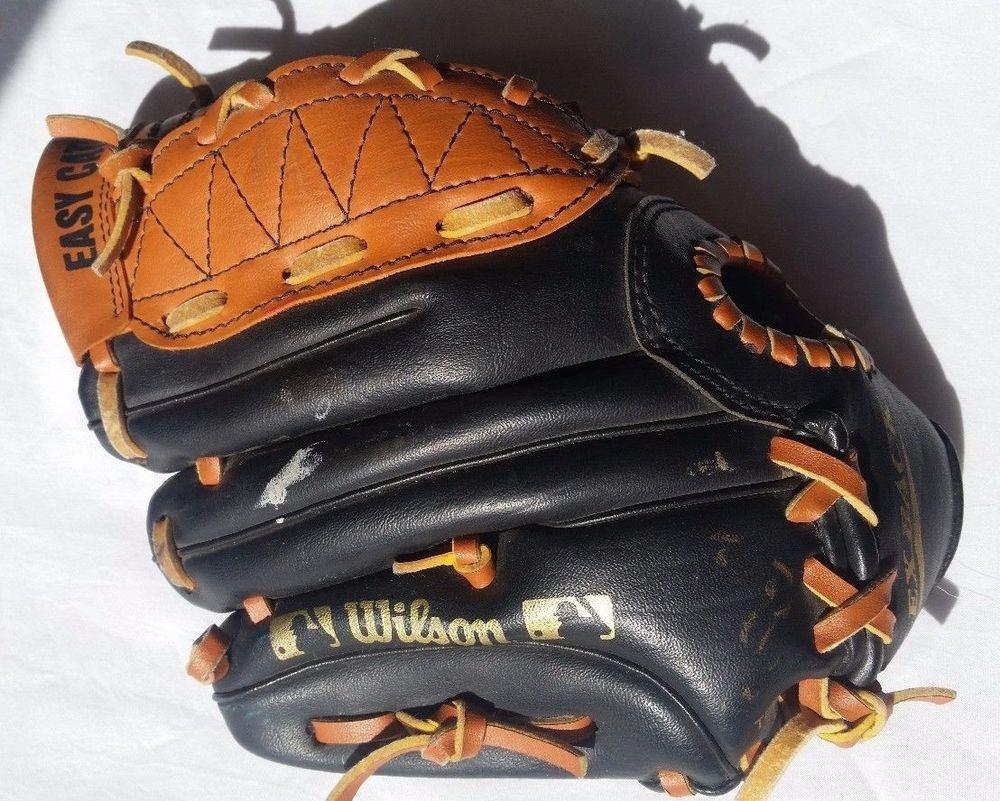 Wilson Rh Right Hand Throw A2493 T Ball Glove Size 9 5 Wilson