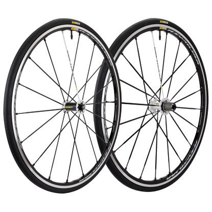 Mavic Ksyrium Sls Road Bike Wheelset With Images Best Road