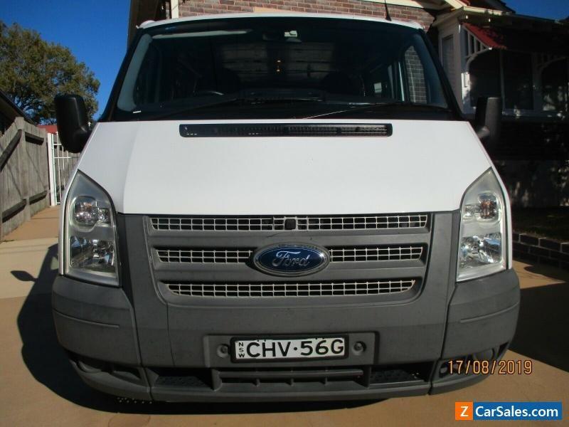 Car For Sale 2012 Vm Swb Ford Transit Van