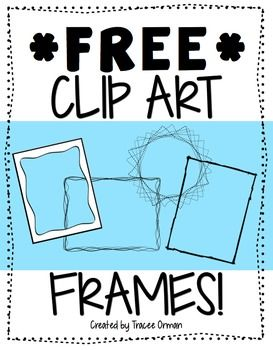 free frames borders clip art for commercial use vol 1 159472 rh pinterest com au free clipart christmas frames and borders free clipart frames and borders