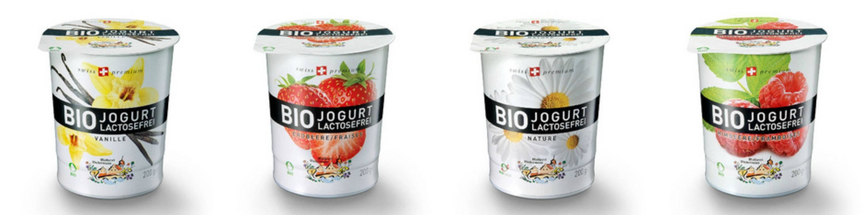 Yogures Sin Lactosa 100 Bio For All