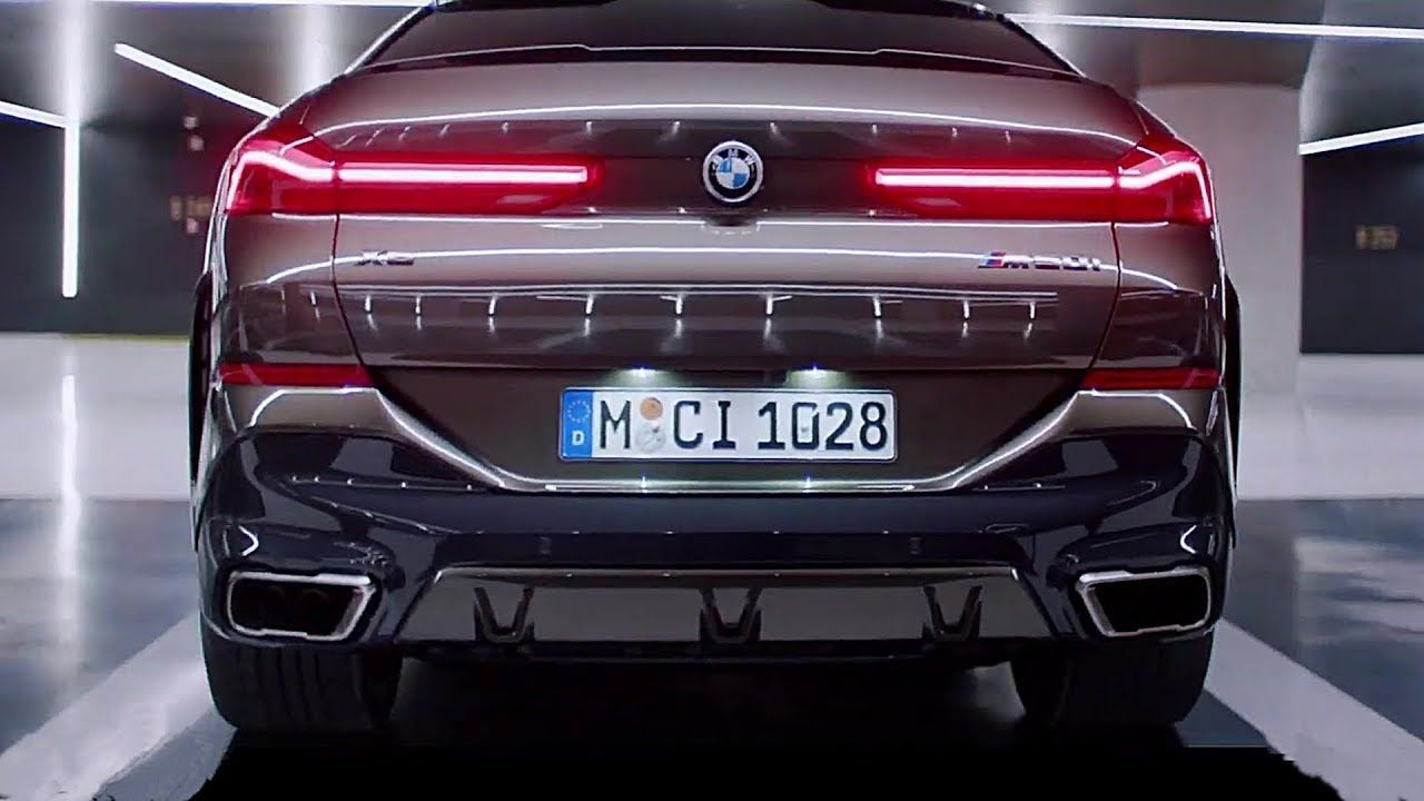 2020 Bmw X6 Interior Exterior And Drive Wild Coupe Youtube