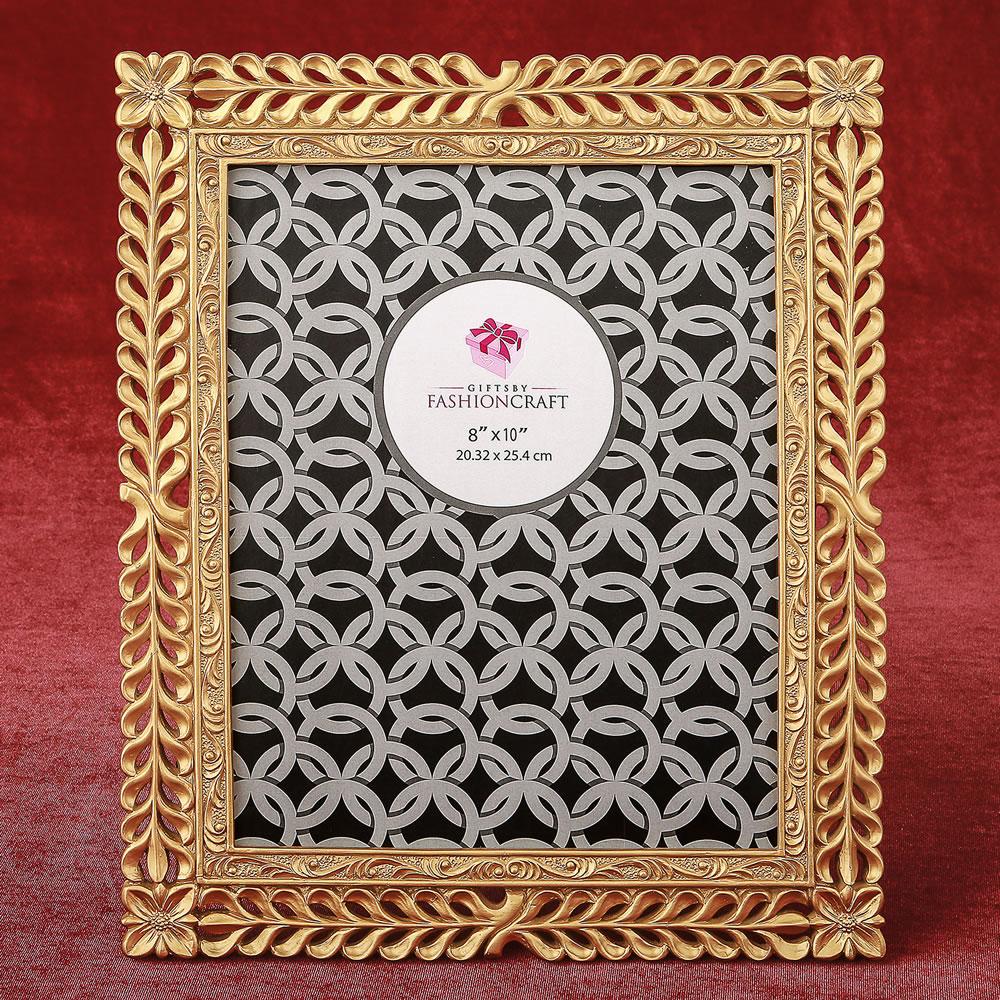 Magnificent Gold Lattice Decorative Picture Photo Frame Frame 10 Frame Mirrored Picture Frames