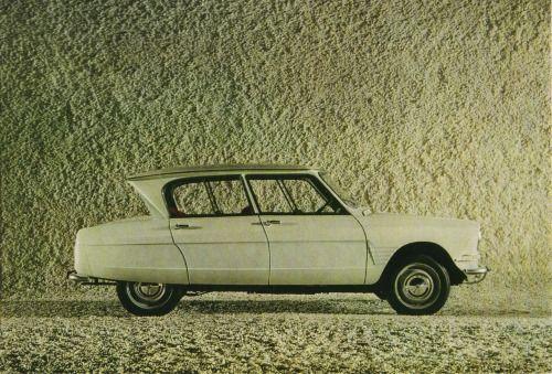 1960's Citroen Ami 6 Berline