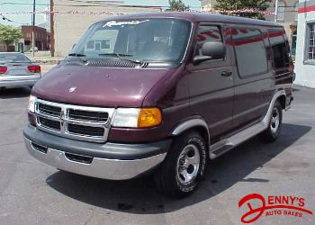 2003 Dodge Ram 1500 Regency Luxury Conversion Van