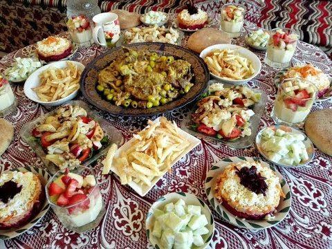 مائدة غداء متنوعة مع طبخ ليلى Youtube Food Keto Dessert Keto Bread