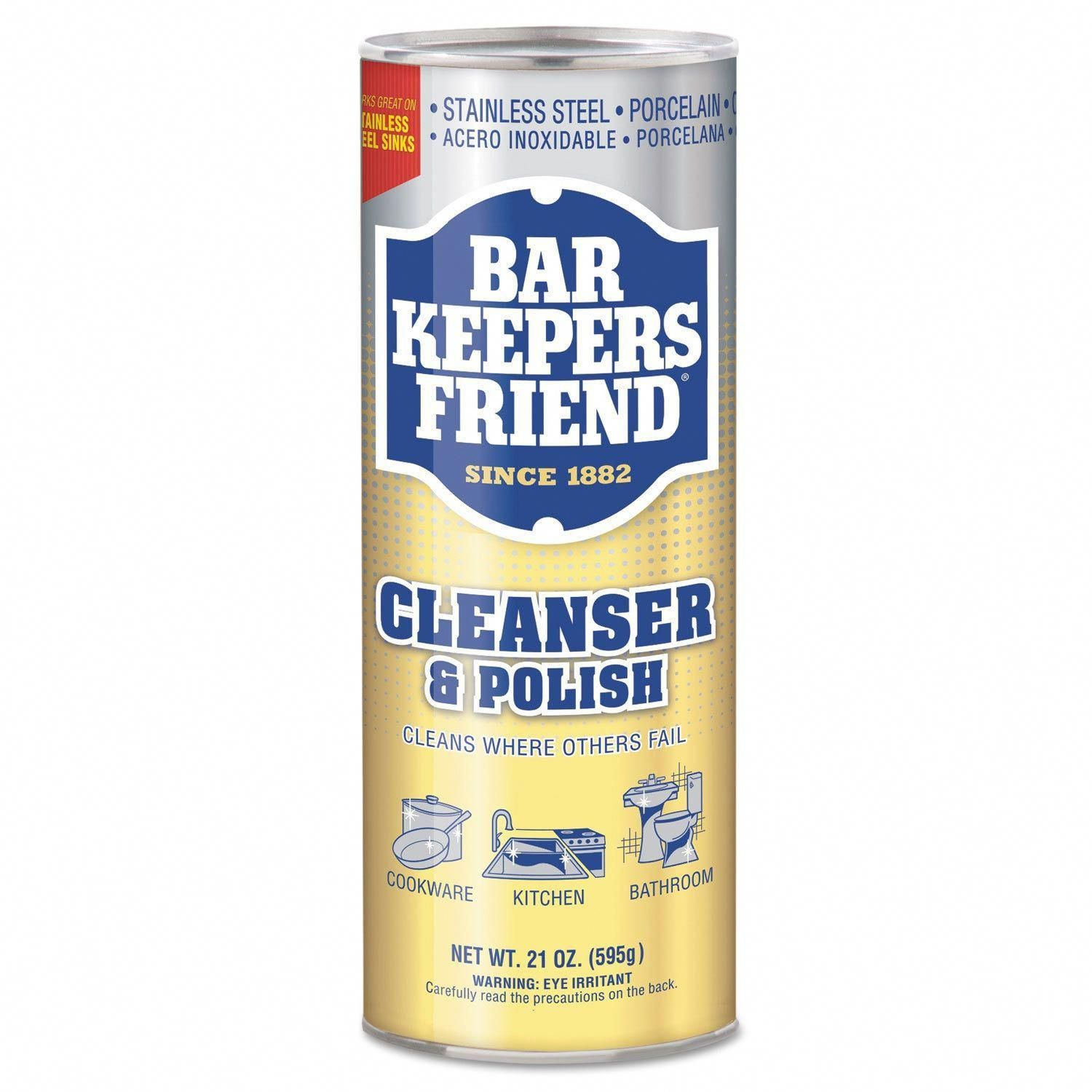Excellent Clean Tips Are Readily Available On Our Web Pages Take A Look And You Will Not Be So In 2020 Bar Keepers Friend Stainless Steel Cleaning Cleaning Household
