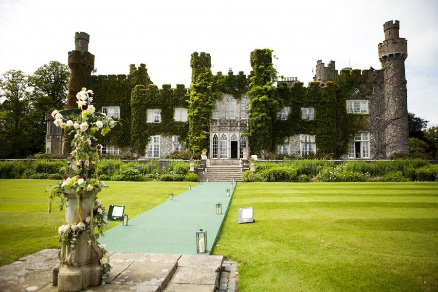 Luttrellstown Castle--a rather posh spot for a wedding in ...