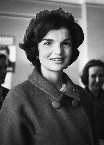 Jacqueline circa October 1960.