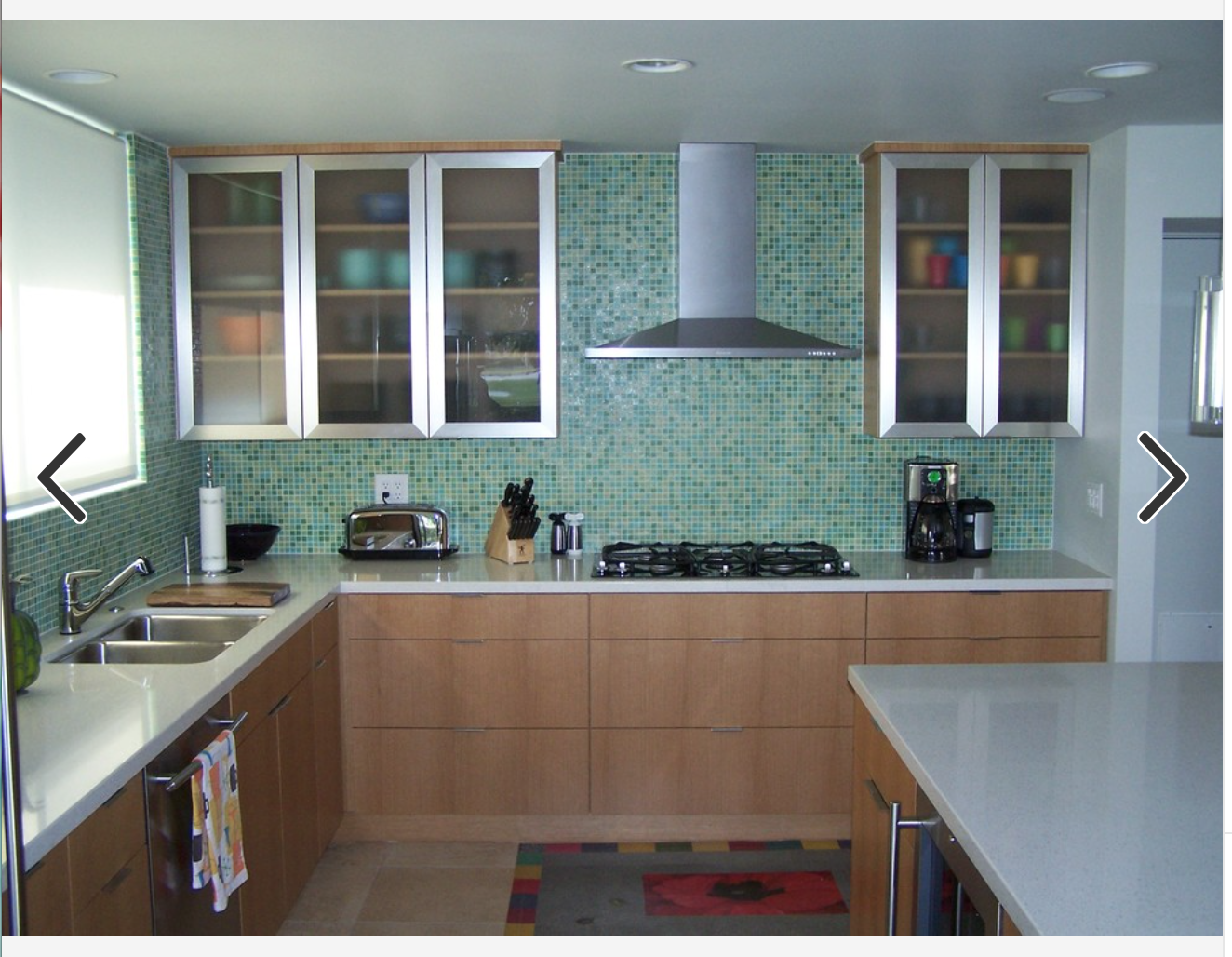 Modern Kitchen In Palm Springs Visit Http Apluscabinetsinc Net For More Modern Kitchen Kitchen Kitchen Cabinets