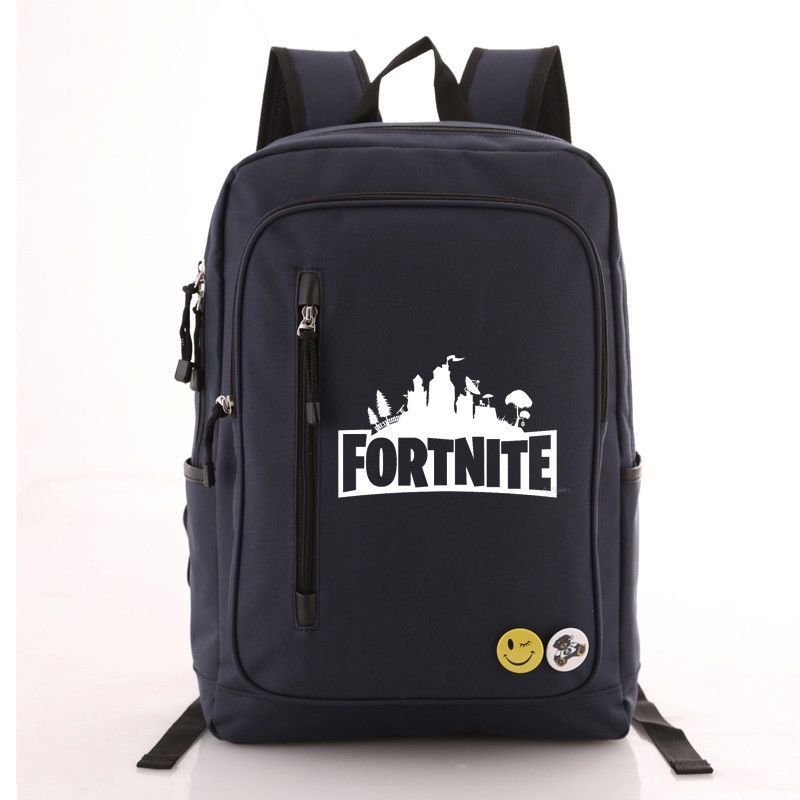 Fortnite Backpack Book Bags S High School Back To Bag Durable Stylish