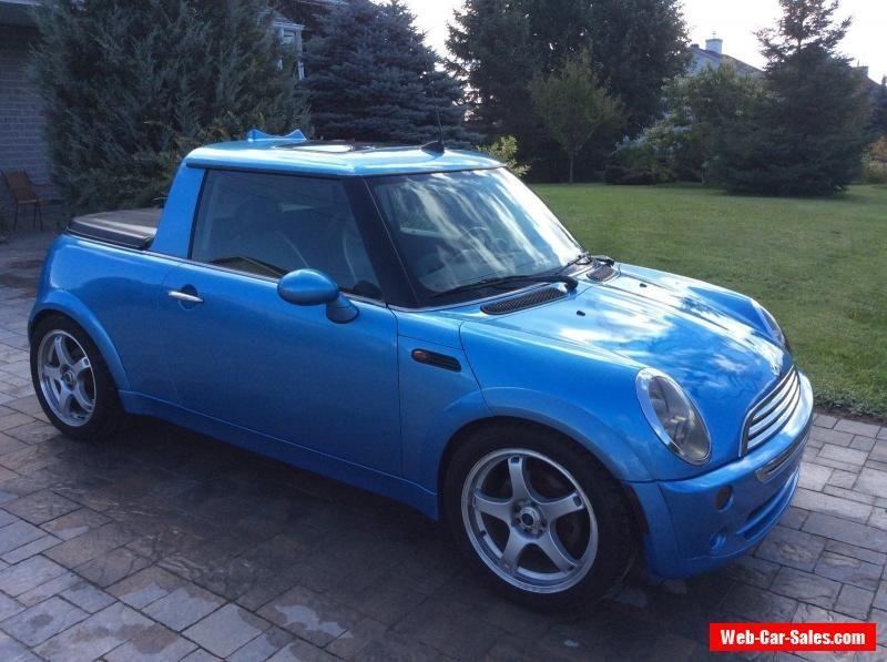 Auto For Sale Canada: Mini: Cooper Pickup Truck #mini #cooper #forsale #canada