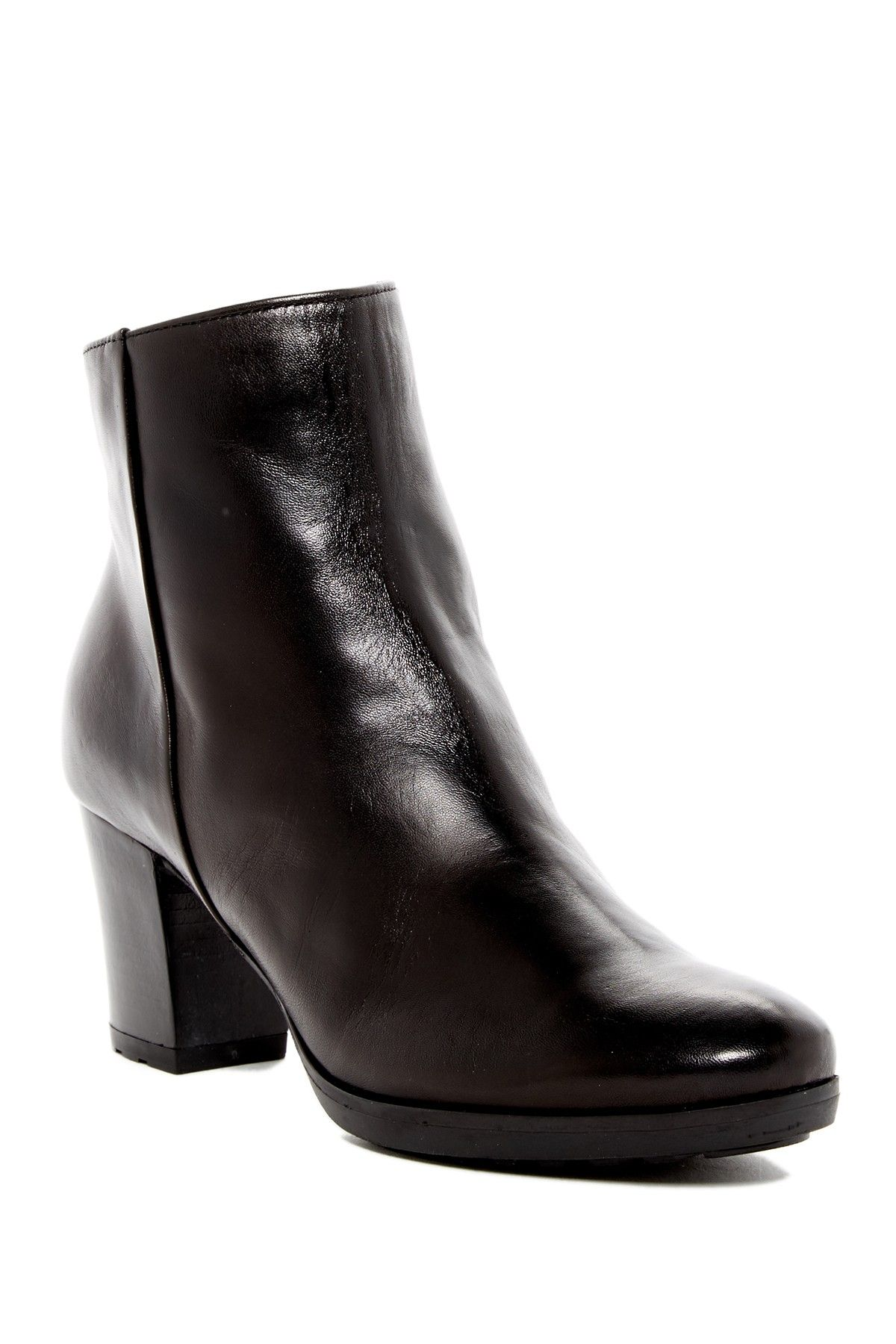 Casual Leather Boot