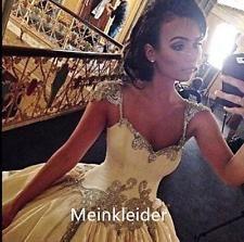 Luxusné Kryštály Korálkové svadobné šaty miláčik Svadobné plesové šaty Truhlář