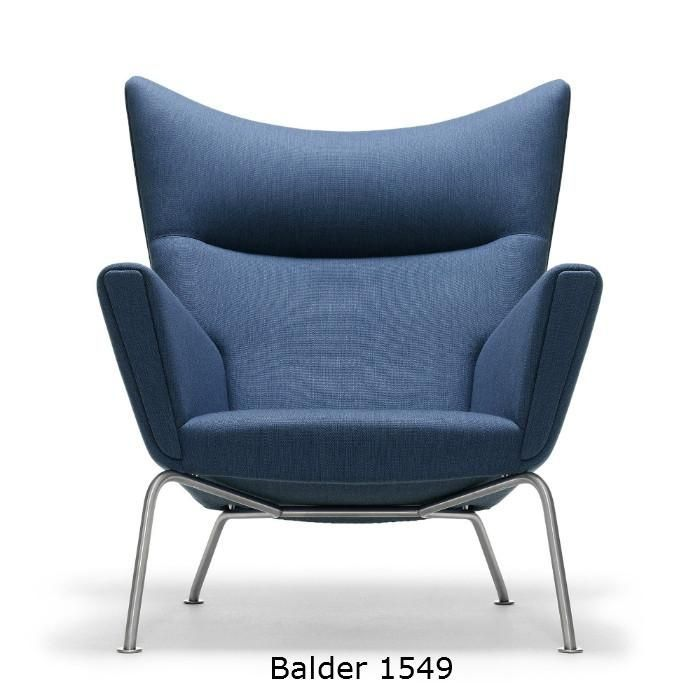 Wing Quick Ship Chair By Carl Hansen Son Modern Armchair Wing