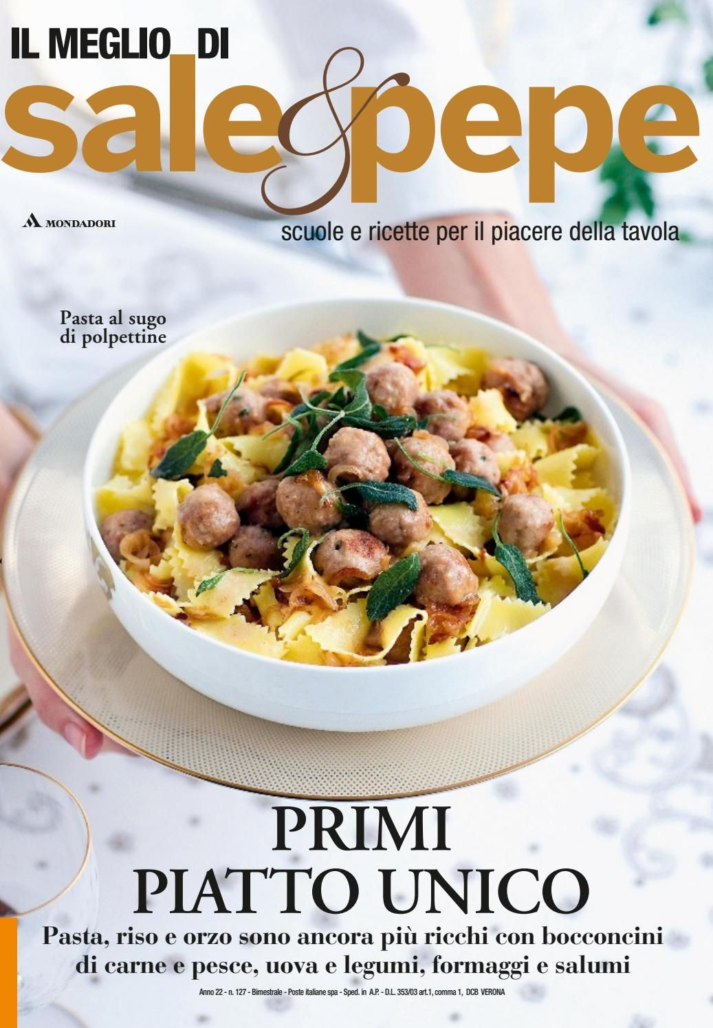 Sale&pepe Primi piatti unici | Cucina | Quirky cooking, Magazine e ...