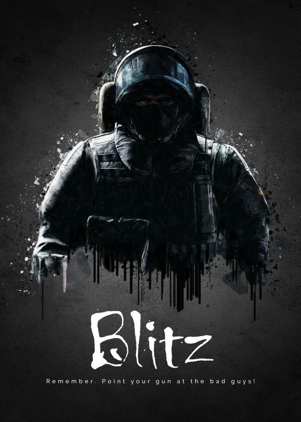 Pin On Rainbow Six Siege Characters Displate Posters