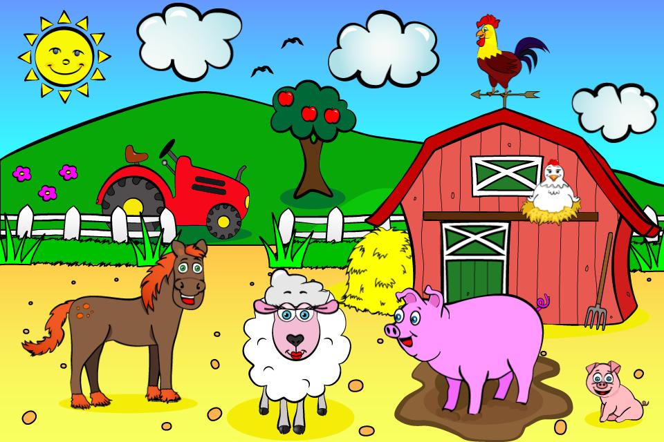 Afbeeldingsresultaat voor prent boerderij