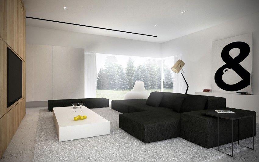 EHouse minimalista Casa de Arquitectos mínimos (5)