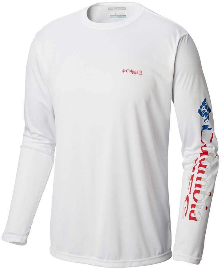 2e371cb60f6 Columbia Men's PFG Triangle T-Shirt, Size: Medium, Miami | Products | Pfg  shirts, Shirts, T shirt
