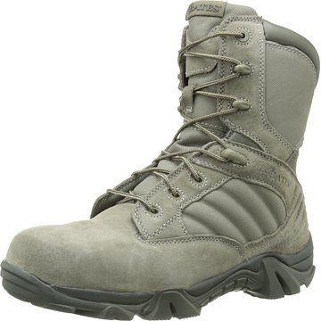 03aa0f51bc Bates Men s GX-8 Comp Toe Side Zip Work Boot