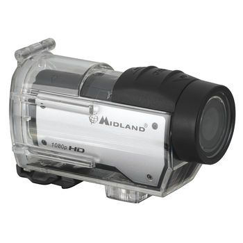 Save 50% on a Midland 1080p HD Action Camera with Accessory