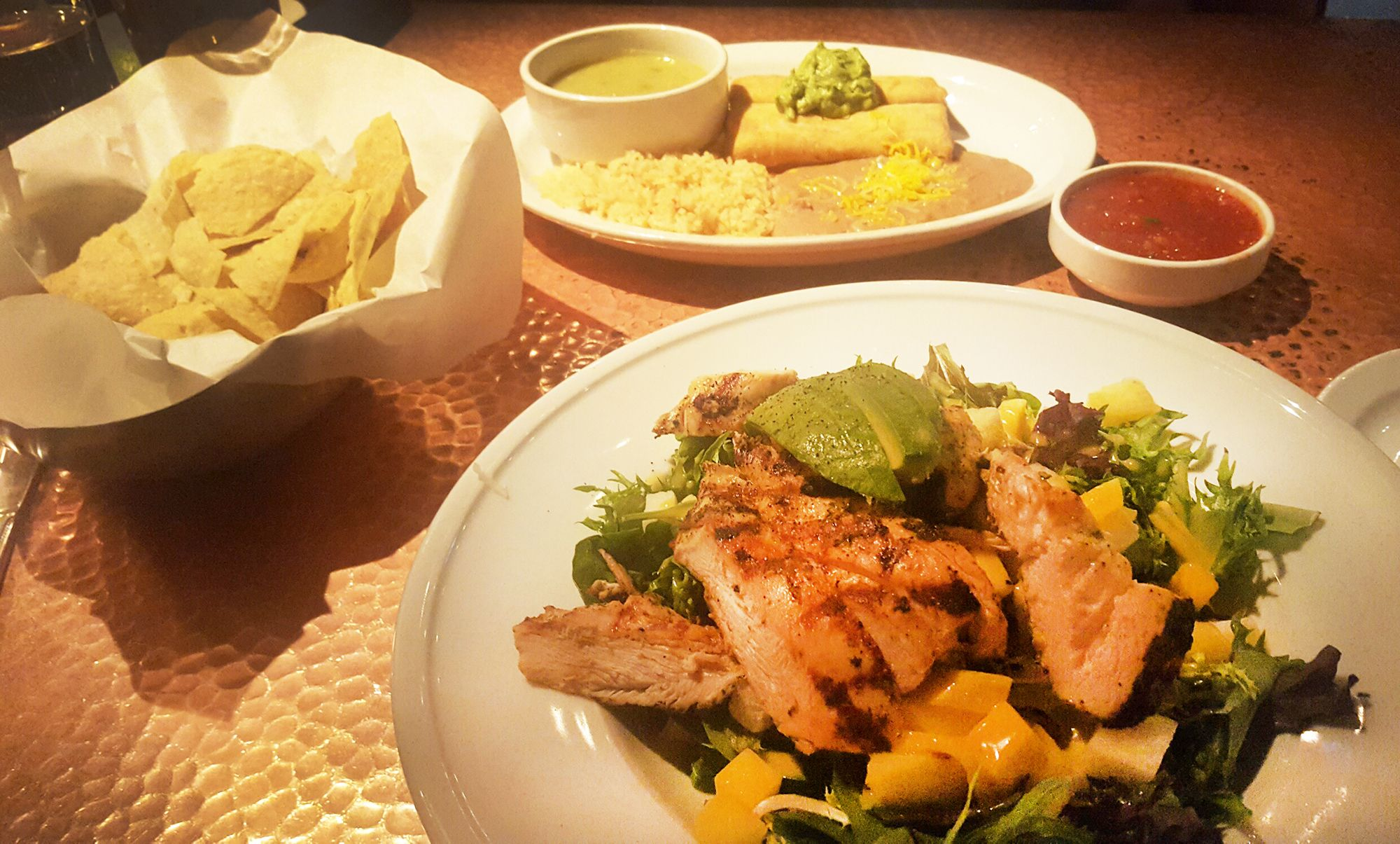 Exceptional Mexican food served in style at La Loma in
