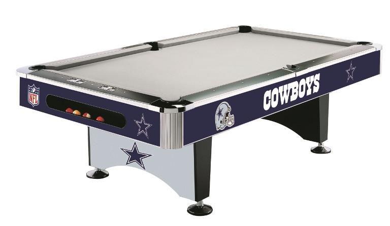 Dallas Cowboys 8 Pool Table Dallas Cowboys Cowboy Pool Pool Table