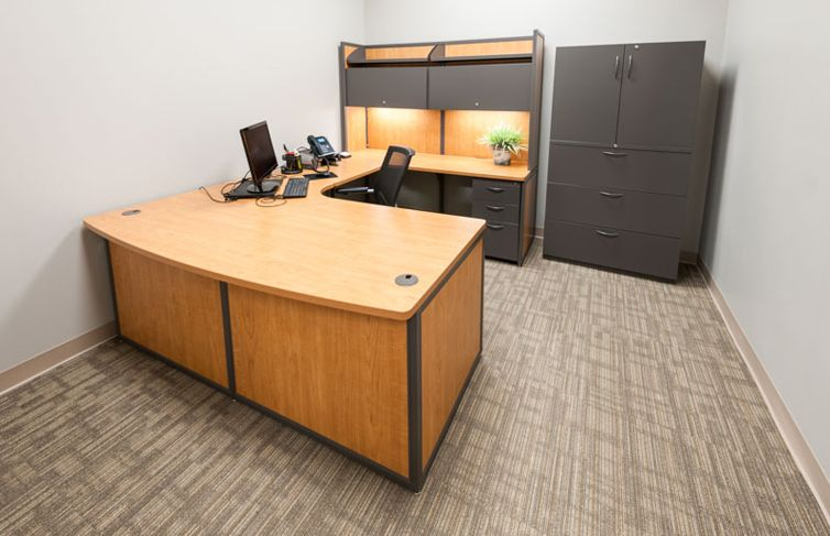 Custom Office Desks For Increase Productivity Office Furniture