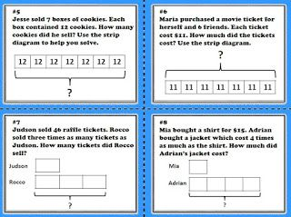 What S A Strip Diagram Strip Diagram Math Word Problems Multi Step Word Problems