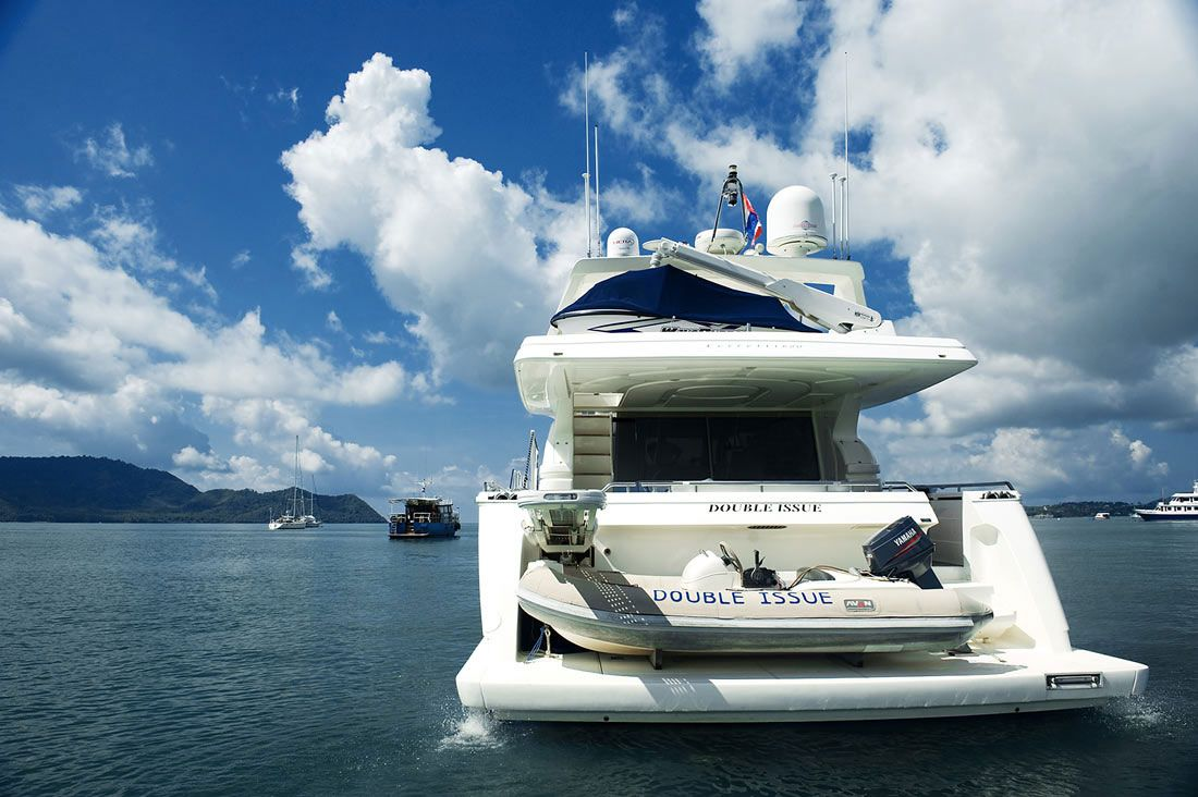 how much does it cost to charter a yacht in croatia