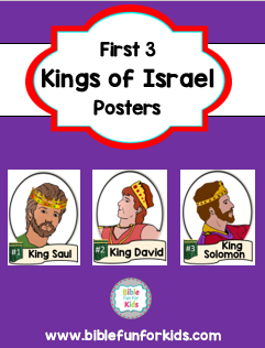VBS2016 Great Kings Of The Bible King Solomon Decorations Lesson More Biblefun