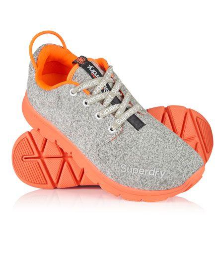 Zapatillas Scuba Runner. Zapatillas Scuba Runner de Superdry para mujer.  Estas zapatillas deportivas de calle son ligeras y tienen la suela a  contraste.