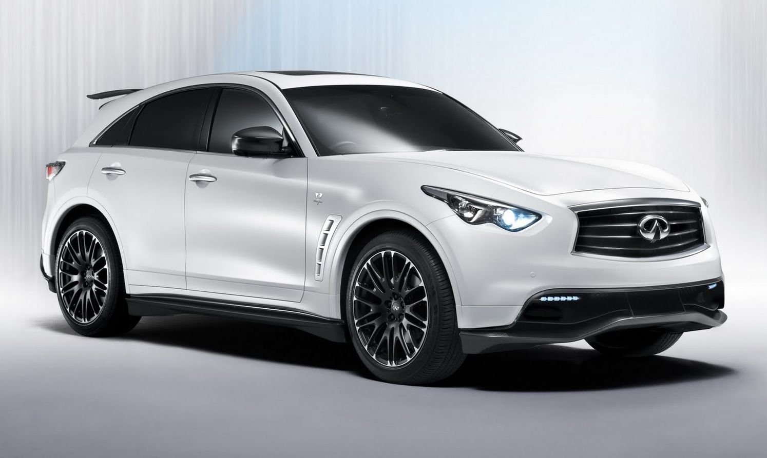 Yry S Automotive Blog Infiniti Fx Vettel Review