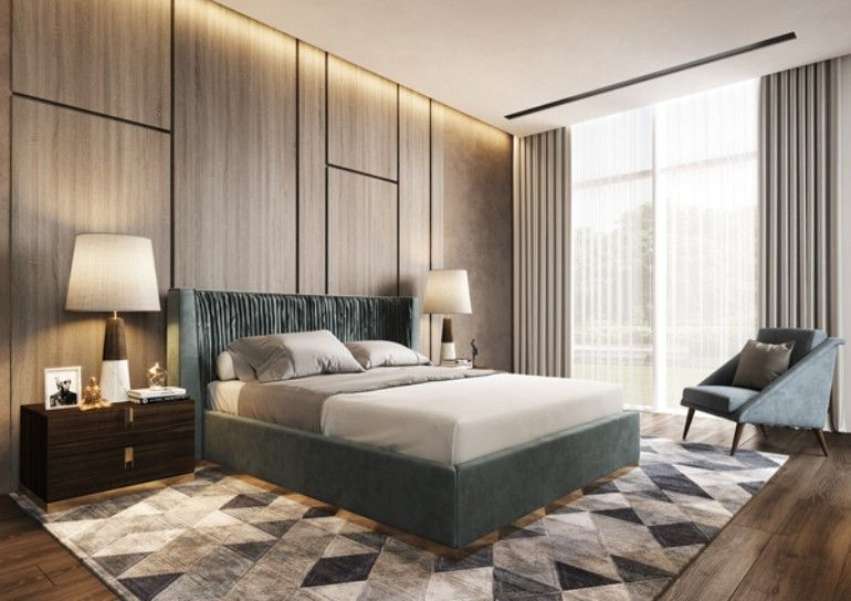 Luxury Bedroom Trends For Room Design Divulged By Manufacturers At Maison Et Objet 2018