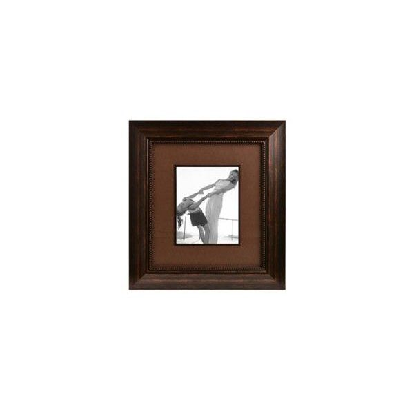 Bronze Lineage Collection Portrait Frame, 8x10 ($17) ❤ liked on ...